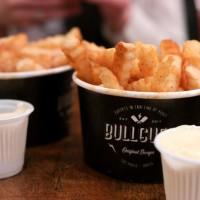 BULLGUER- A melhor batata frita!