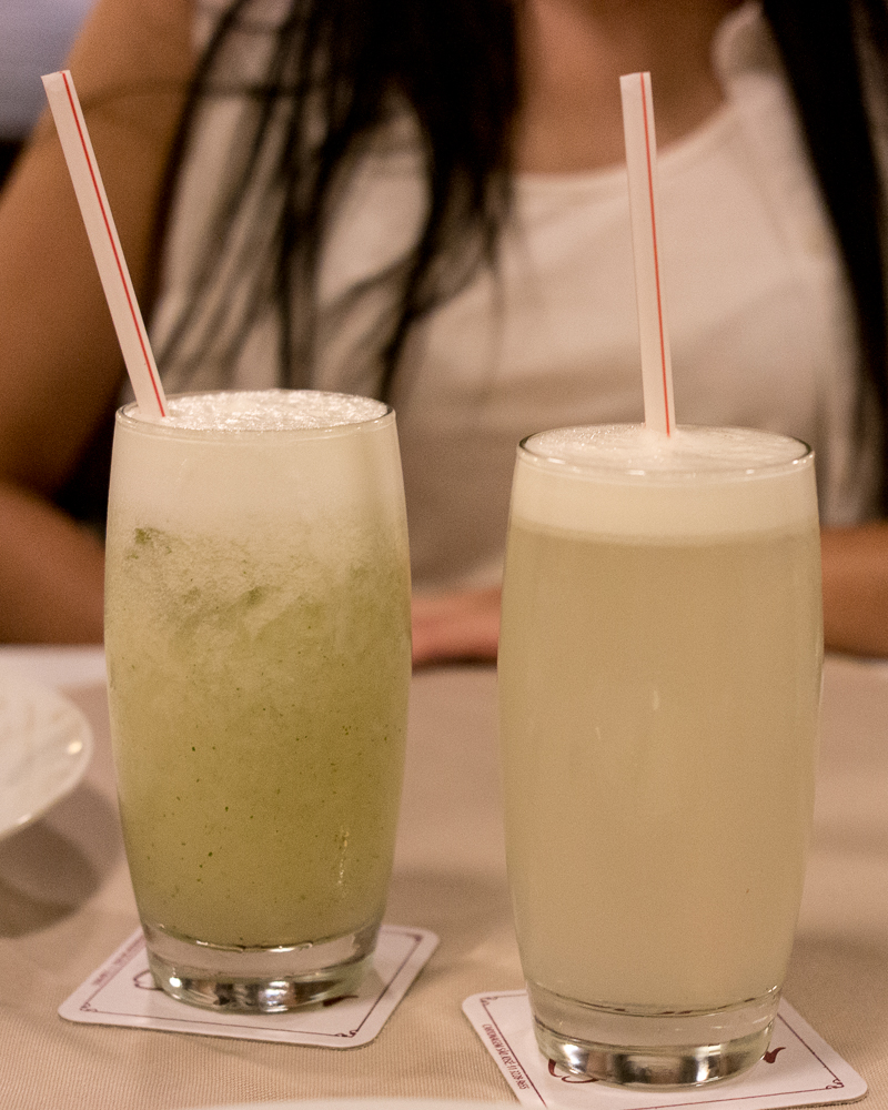 bebidas 1900