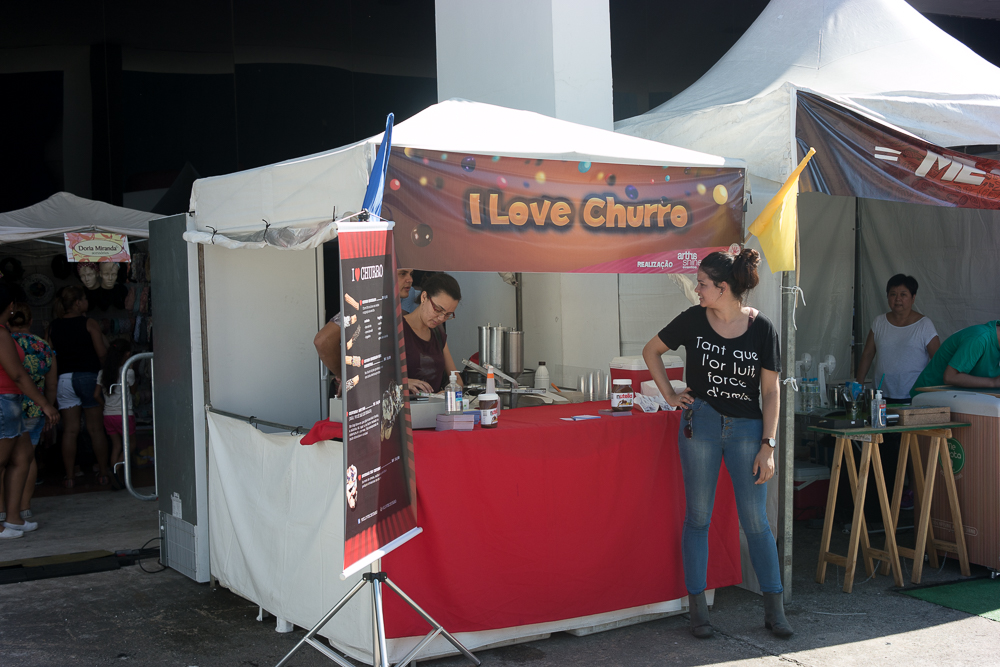 food truck churros