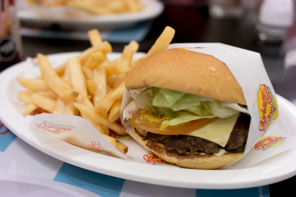 Johnny Rockets Hamburguer