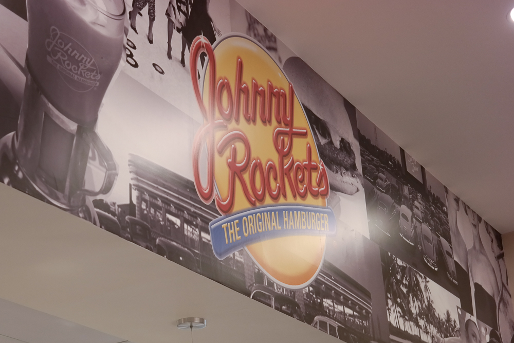 Johnny Rockets paulista