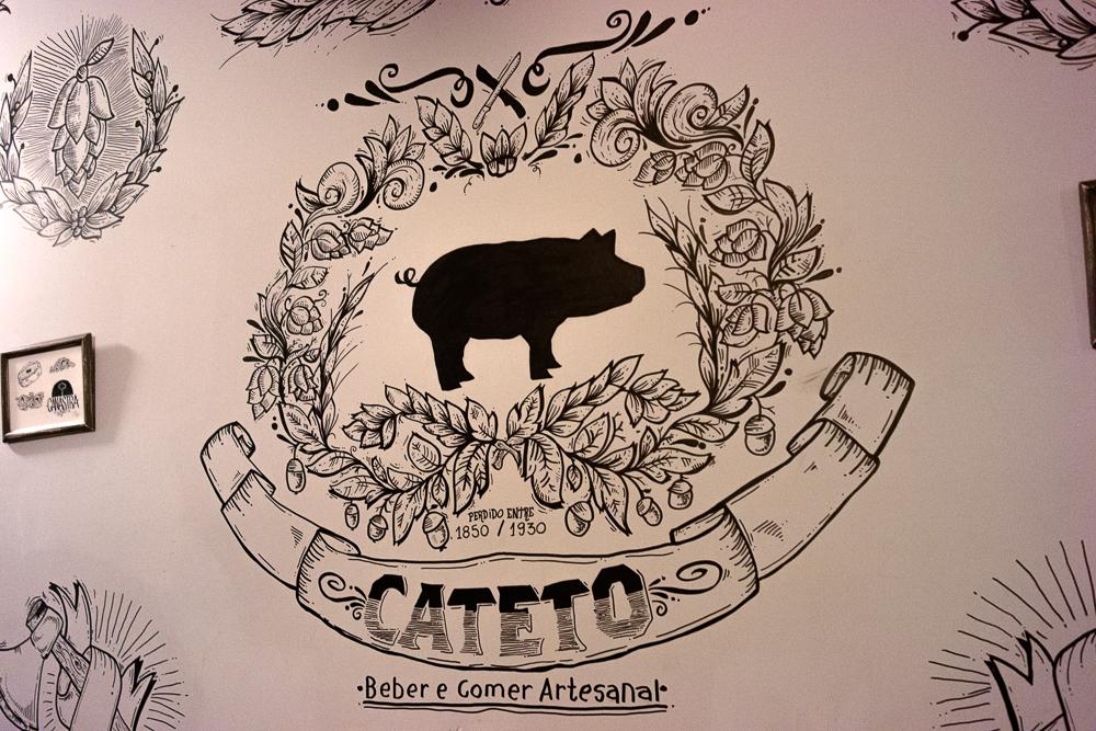 Cateto bar