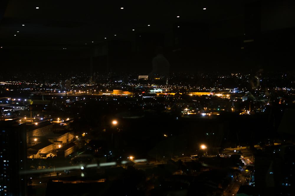 vista da cidade SP
