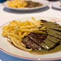 L'ENTRECOTÊ D' OLIVIER – O restaurante do chef Olivier Anquier
