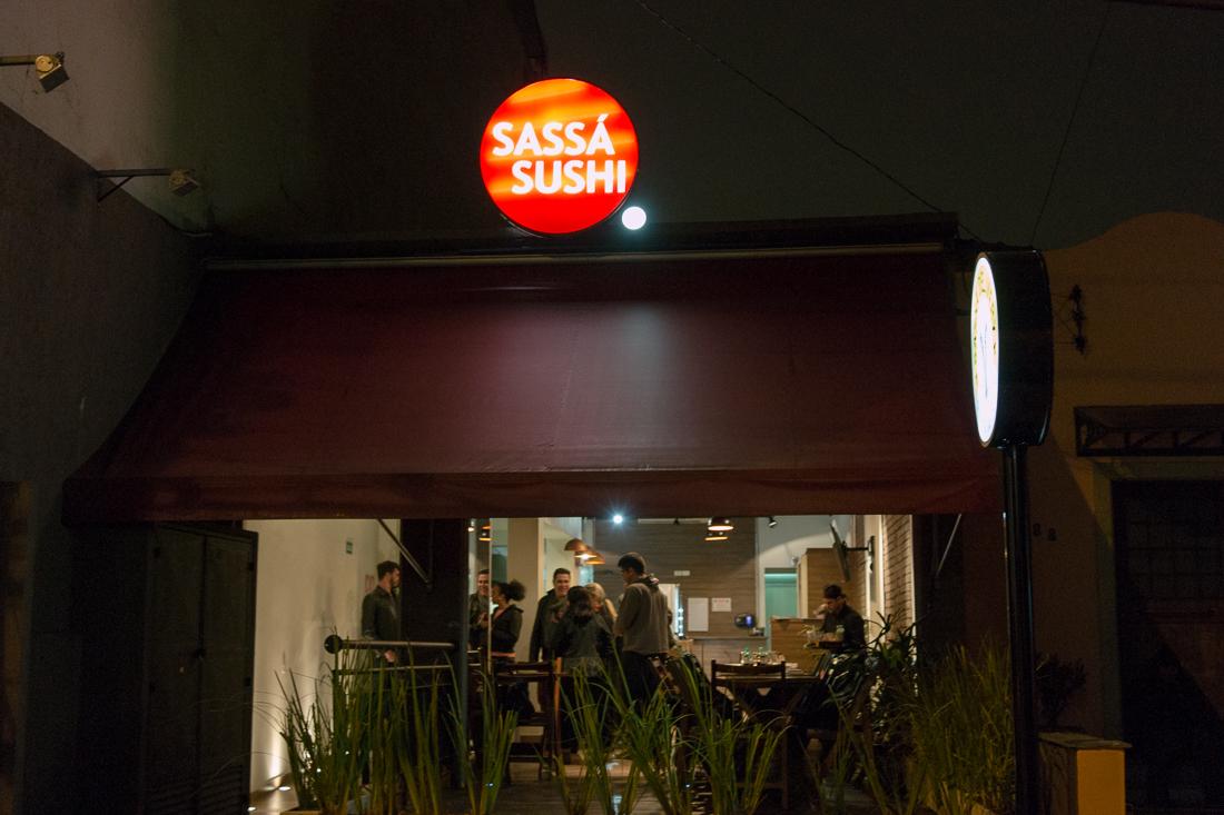 Sassa Sushi vila mariana