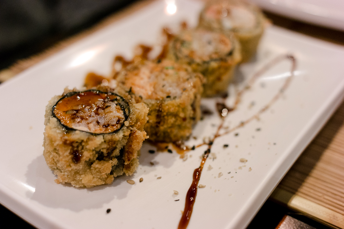 hot roll sassa sushi