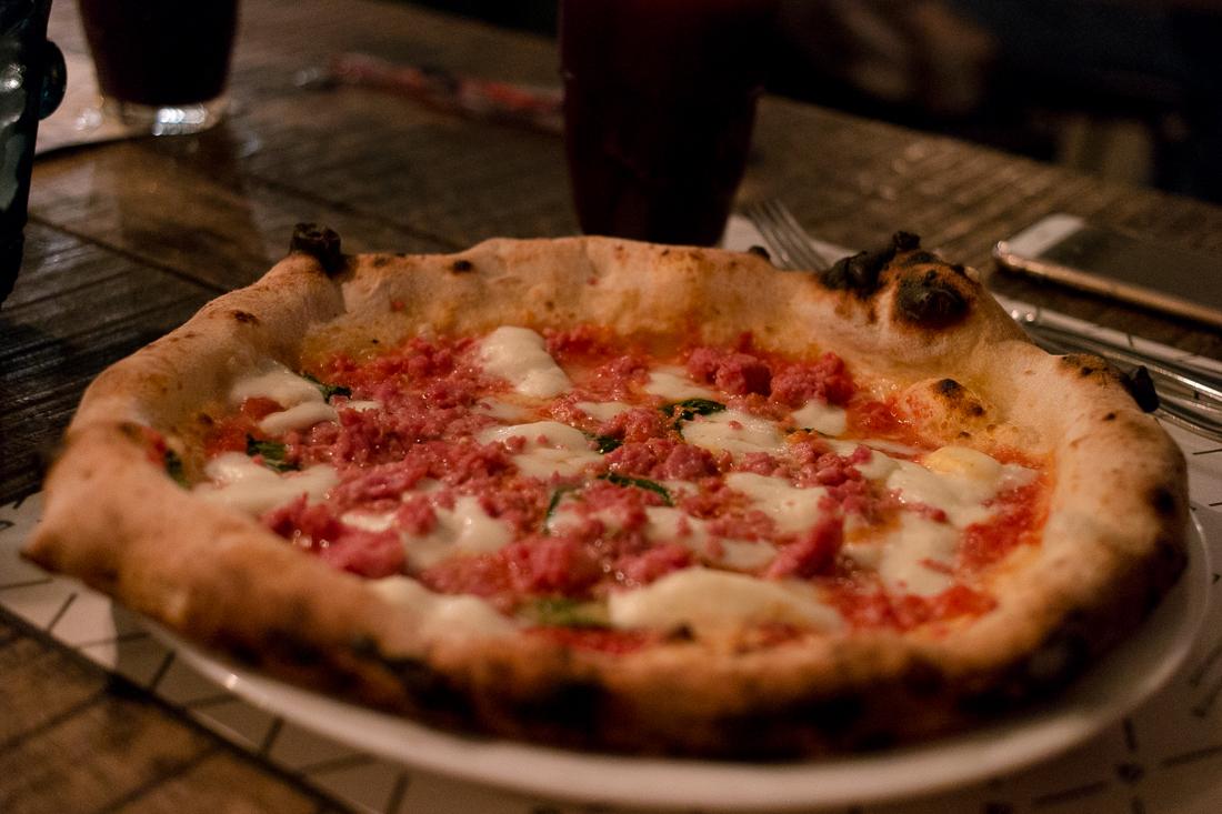 pizza de napoli