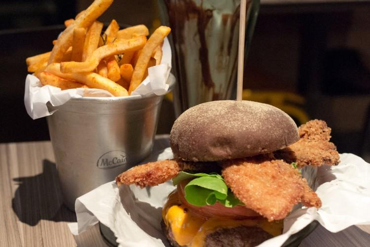 FIGONE – Os novos (e deliciosos) hambúrgueres!