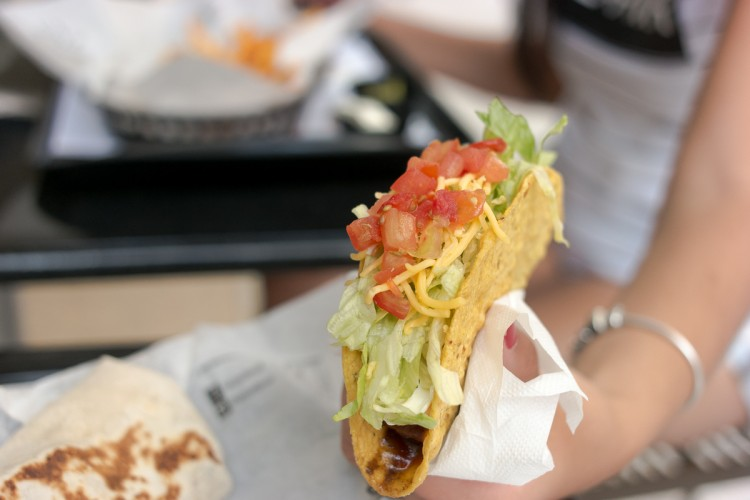 TACO BELL – O famoso fast food mexicano agora no Brasil!