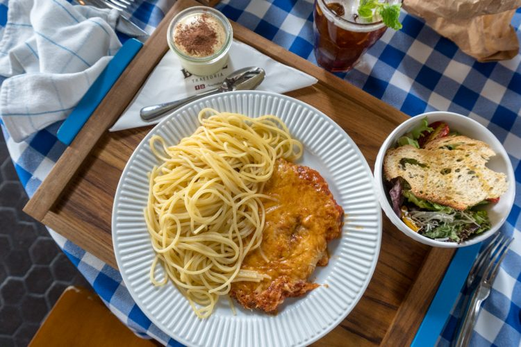 BRÁZ TRATTORIA – Um almoço executivo delicioso!