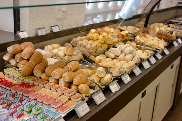 BIG BREAD – Buffet de café da manhã!