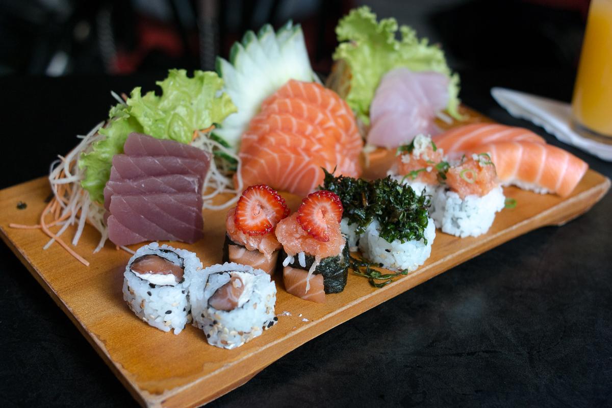 mori sushi rodizio japones