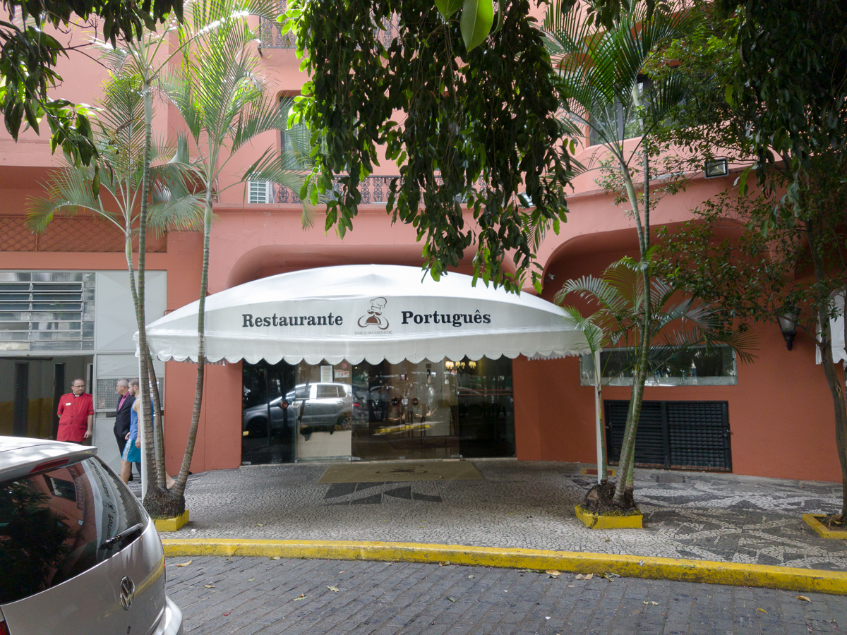 restaurante de hotel