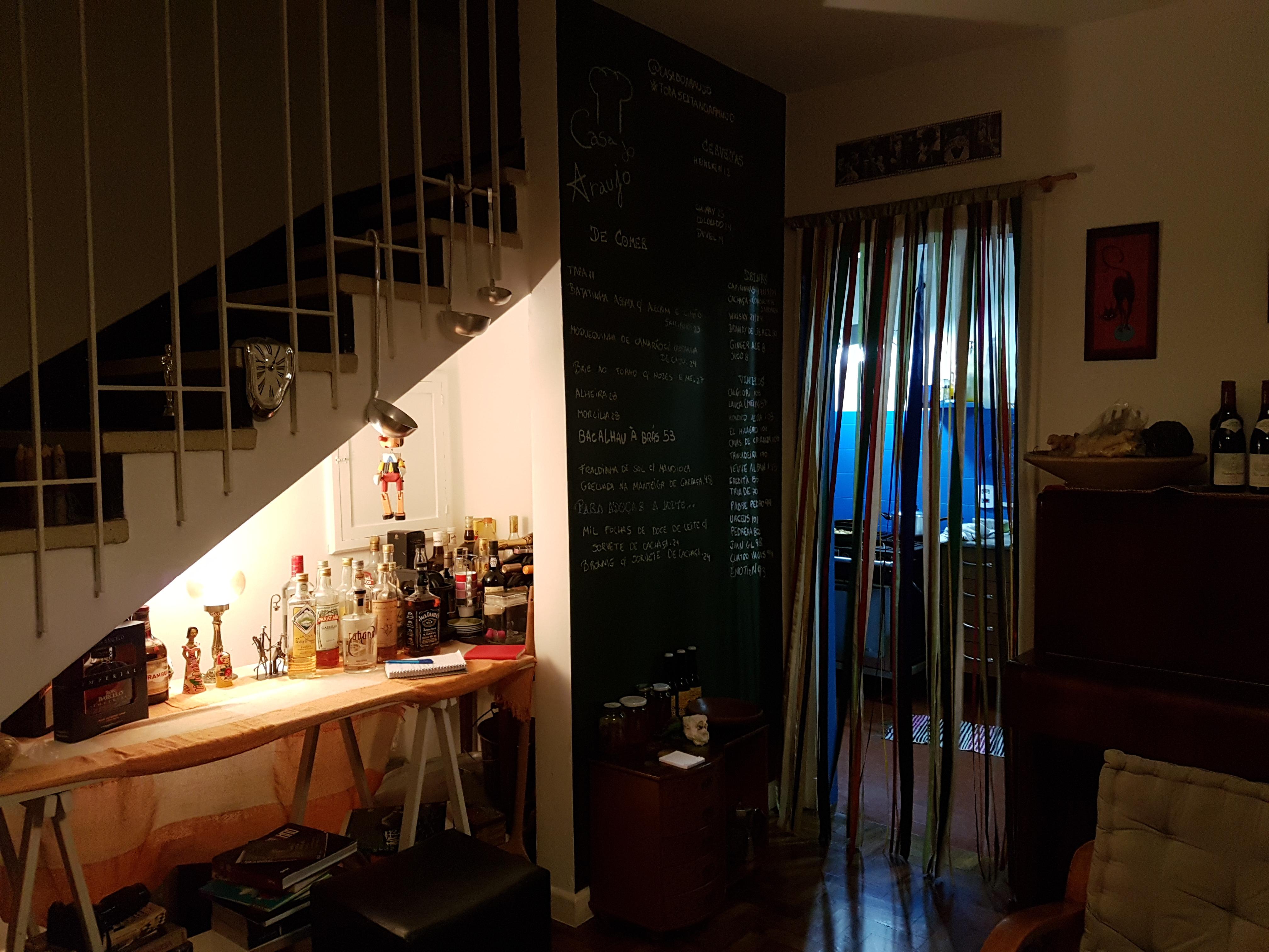 restaurante em casa