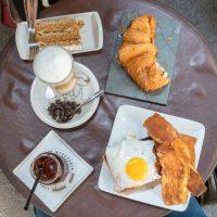 SANTO PÃO – Café da manhã em um ótimo ambiente!