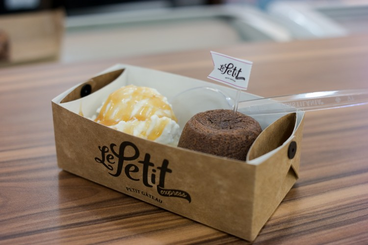 LE PETIT EXPRESS – Petit gateau no Shopping Pátio Paulista!