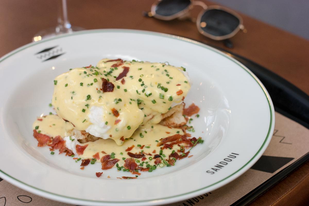 eggs benedict sao paulo