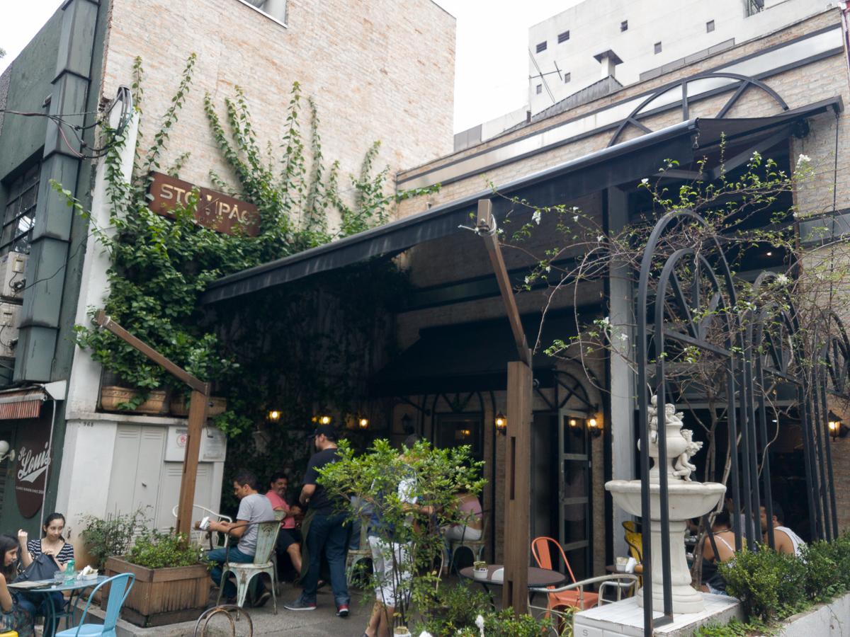 jardins café