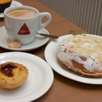 B.LEM PORTUGUESE BAKERY – O melhor pastel de belém e ótimo café da manhã!