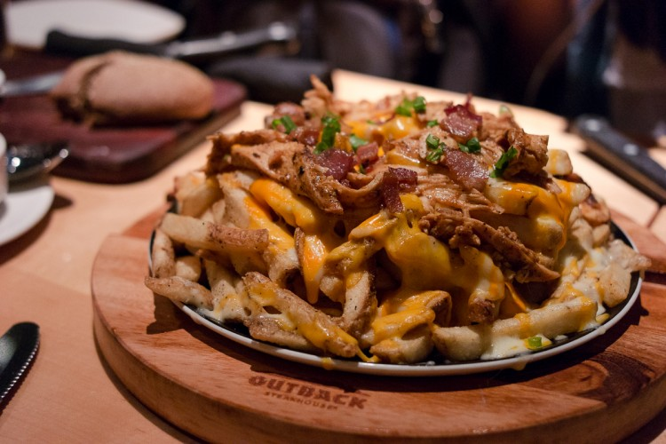 OUTBACK – Festival de Fries!