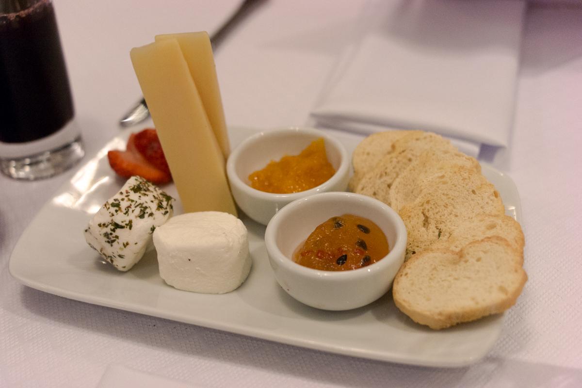 queijos couvert