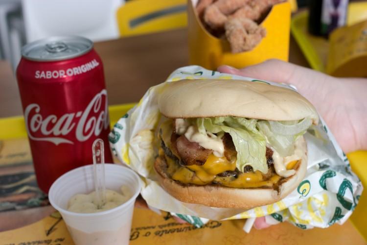 TIO BÁKINAS – Um novo (e diferente!) fast food em São Paulo!