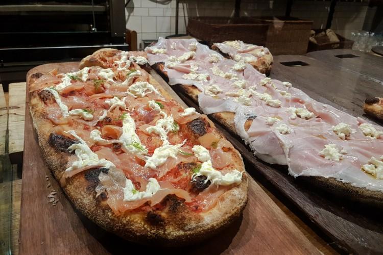 PIZZA ROMANA NO EATALY – Uma pizza diferente que você precisa conhecer!