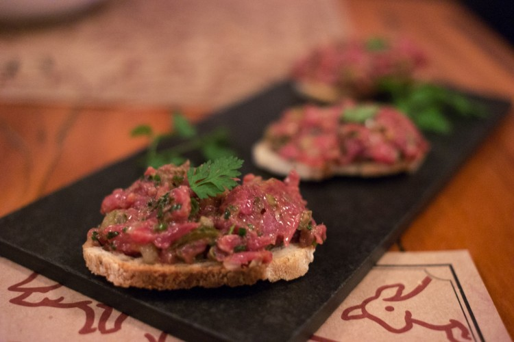 LE BIFE – O restaurante com menu do Erick Jacquin!