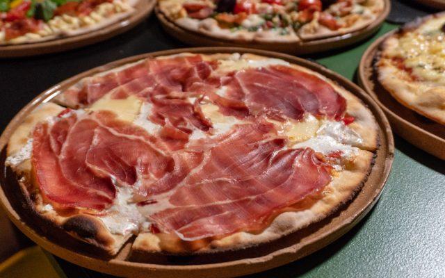 SOGGIORNO - Pizzaria com ambiente descontraído na Vila Madalena!