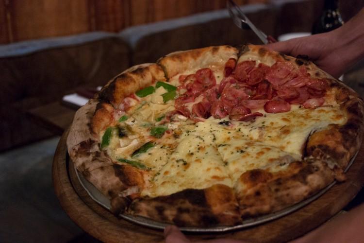 A PIZZARIA – Uma pizzaria muito charmosa no Morumbi!