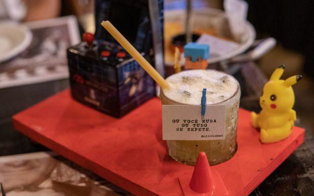 OLÍVIO BAR E GASTRONOMIA - Os drinks mais legais que você vai conhecer!