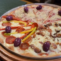 PIZZARIA OLÍVIA – Pizzas tradicionais no Brooklin!