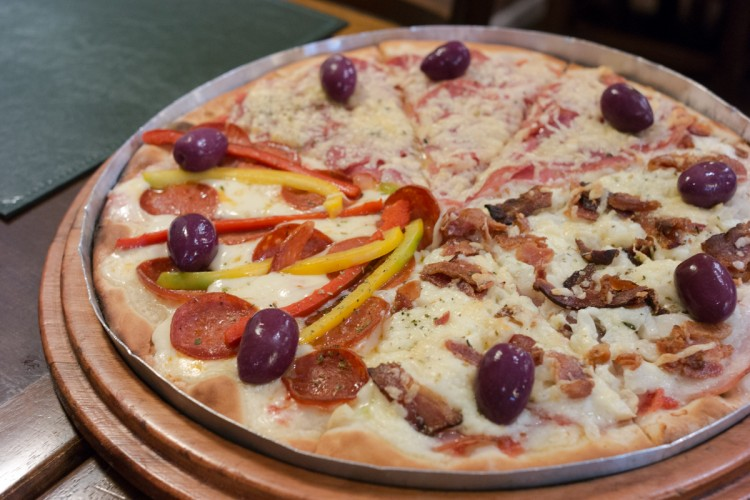 PIZZARIA OLÍVIA – Pizzas tradicionais no Brooklin!