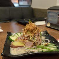 TEMAKI STATION – Ceviches incríveis por um ótimo preço!