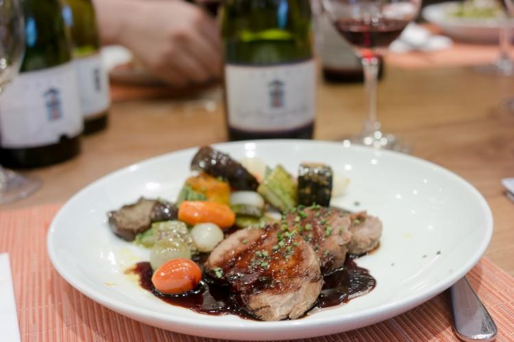 GRAND CRU MORUMBI – Almoço com degustação dos vinhos Leyda!