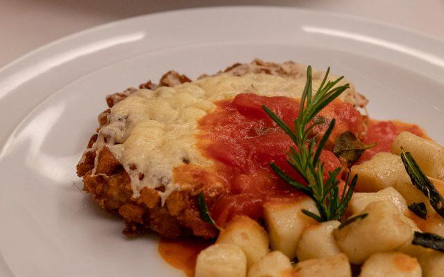 AGUZZO - Um restaurante italiano incrível!