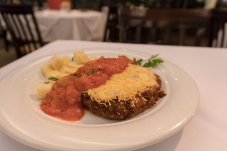 AGUZZO – Um restaurante italiano incrível!