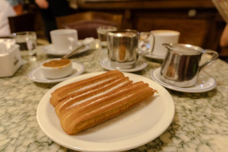 Restaurantes em Buenos Aires – Café Tortoni