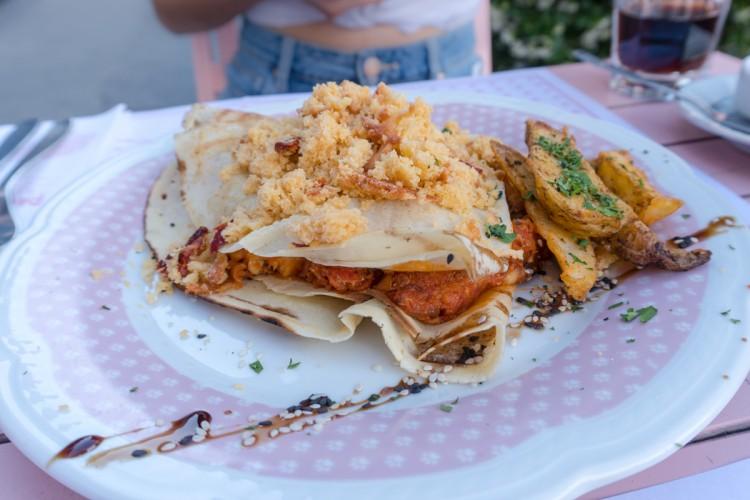 Restaurantes em Buenos Aires – La Panera Rosa