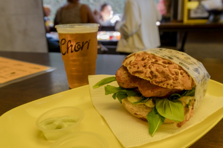 Restaurantes em Buenos Aires – Chori