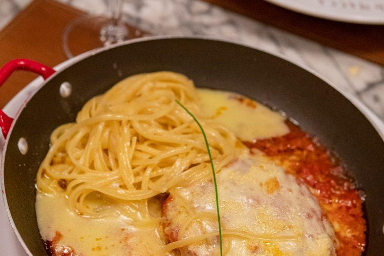 LA MACCA – Um restaurante italiano moderno e delicioso!