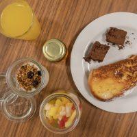 PÃO – Para um café da manhã delicioso com opções artesanais e orgânicas!