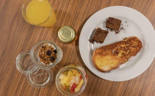 PÃO - Para um café da manhã delicioso com opções artesanais e orgânicas!