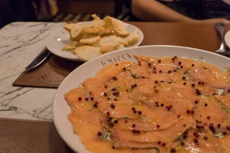 LA MACCA – Um restaurante italiano atual e delicioso!