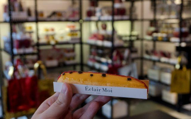 ÉCLAIR MOI - Os doces incríveis na nova unidade do centro!