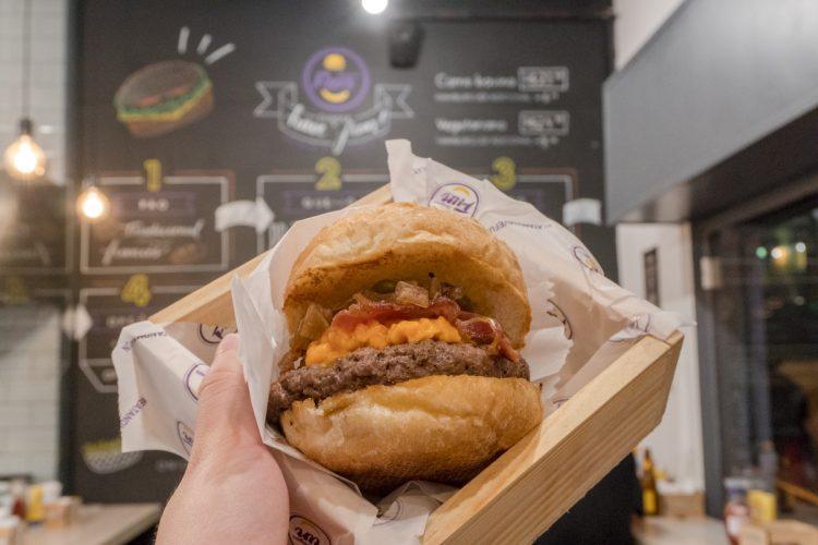 BURGUER FUN – Nova hamburgueria na Vila Madalena!