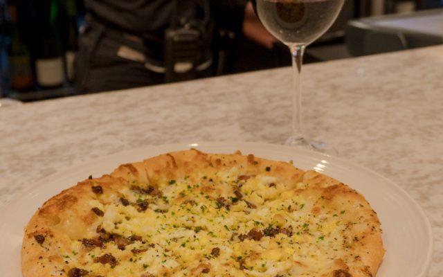 ABBRACCIO VILA OLÍMPIA - Novo sabor de pizza!