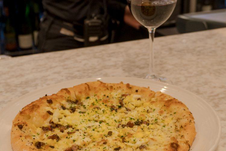 ABBRACCIO VILA OLÍMPIA – Novo sabor de pizza!