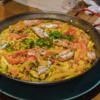 ARANDA – Restaurante espanhol na Rua Amauri!
