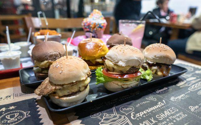 HAMBURGUINHO MOEMA - Agora com rodízio de hambúrguer!